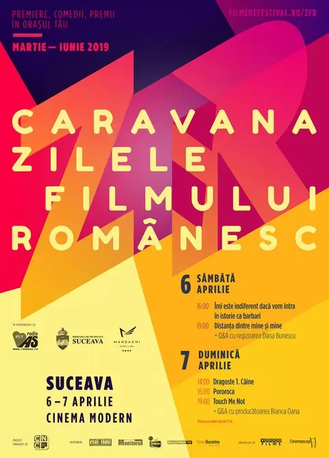 Afis filme romanesti