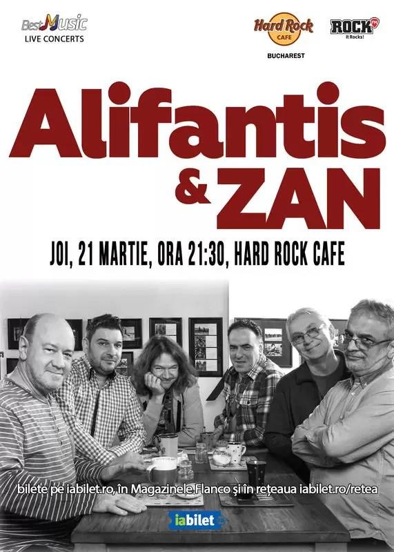 Alifantis &ZAN Poster