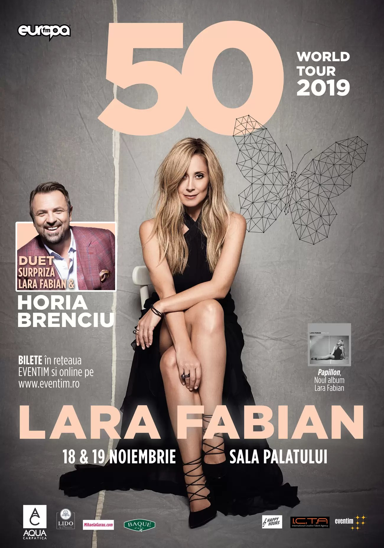 Lara Fabian afis