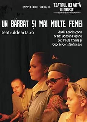 afiș Teatrul de Artă București