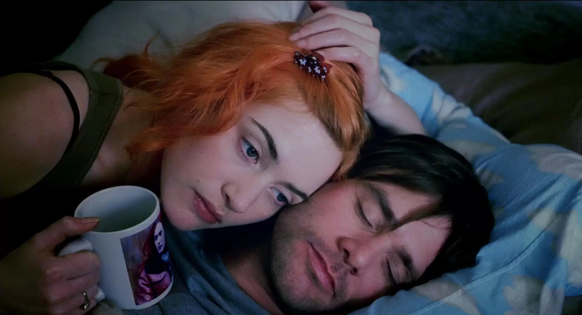 Eternal sunshine of the spotless mind afiș