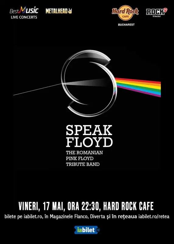 Speak Floyd 17 mai 2019