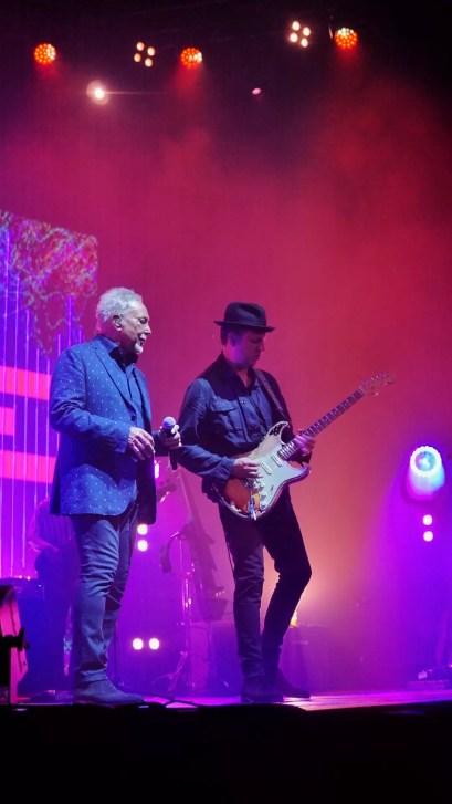 Tom Jones concert afiș
