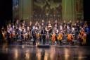 Vladimir Lungu si Orchestra Operei Maghiare din Cluj_ foto Valentin Masca