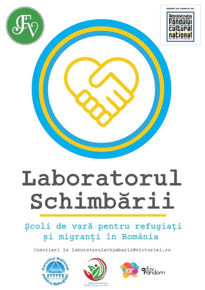 Laboratorul schimbării-afiș