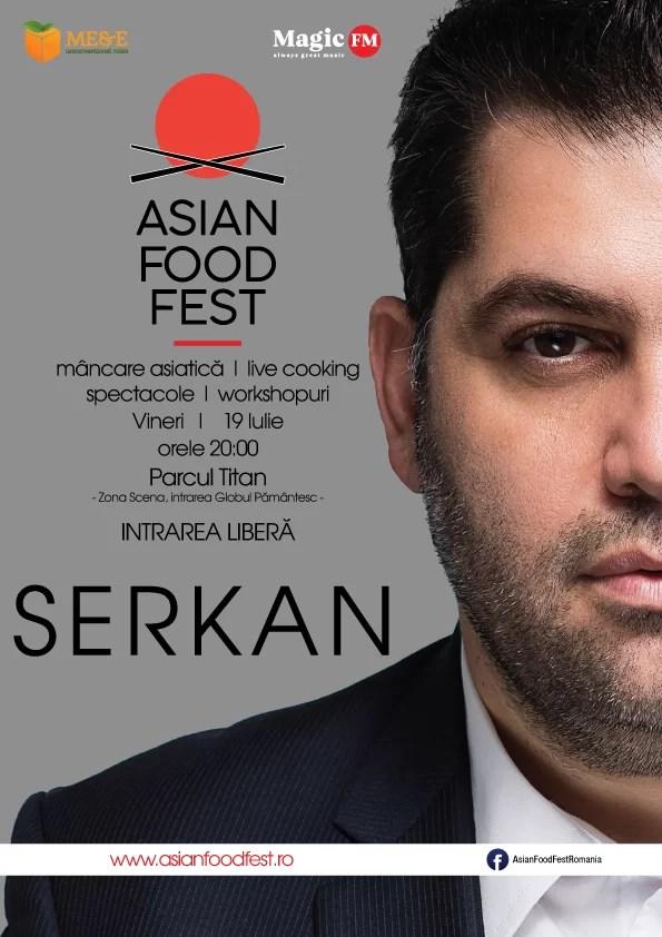 Asian Food Fest afiș