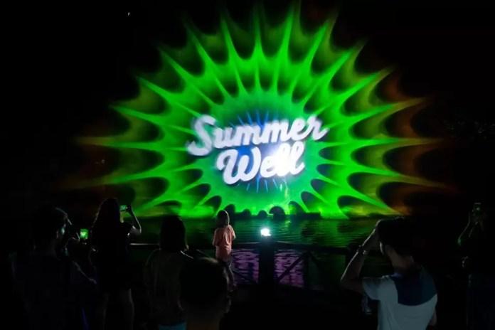 afiș Summer Well
