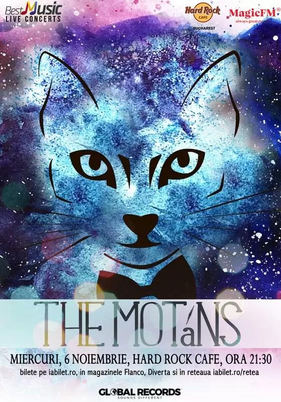 The Motans afis