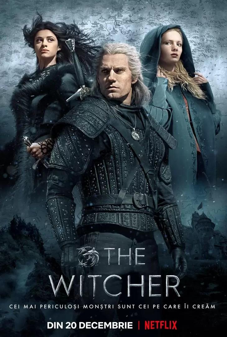 The Witcher afiș