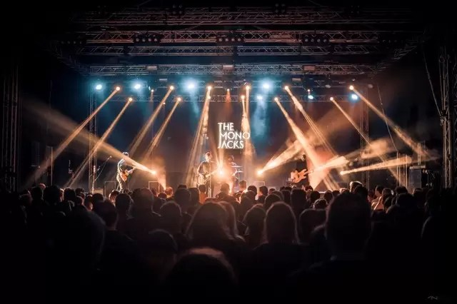 The Mono Jacks, album nou