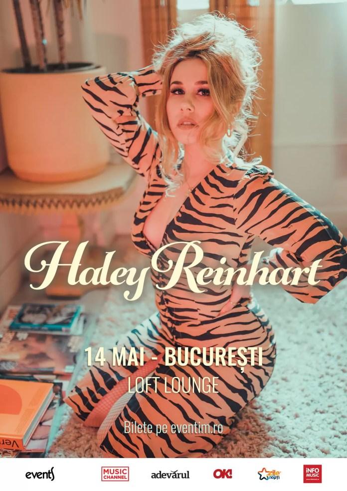 Haley Reinhart, afis
