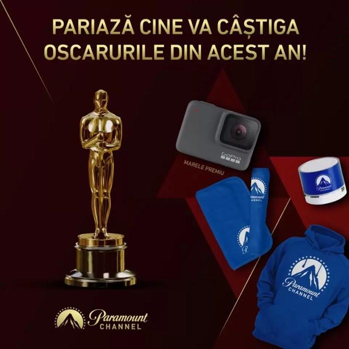 premiile Oscar, afis