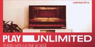 TIFF Unlimited, 23 aprilie, teatru online