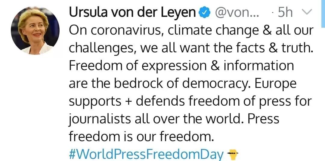 libertatea presei