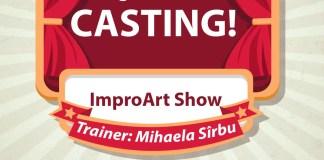 Afis parteneri ImproArt Show