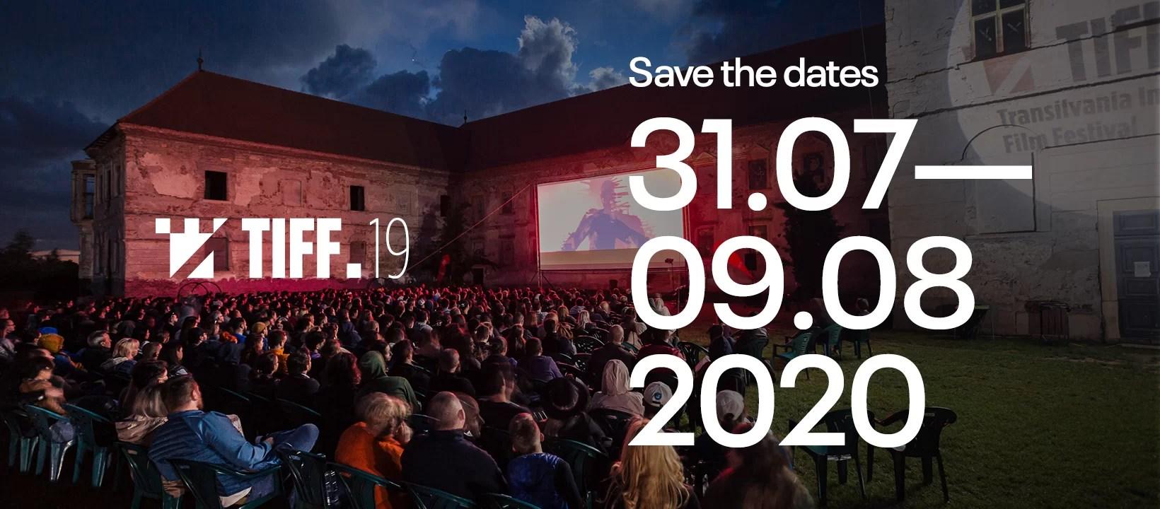 TIFF 2020, afis