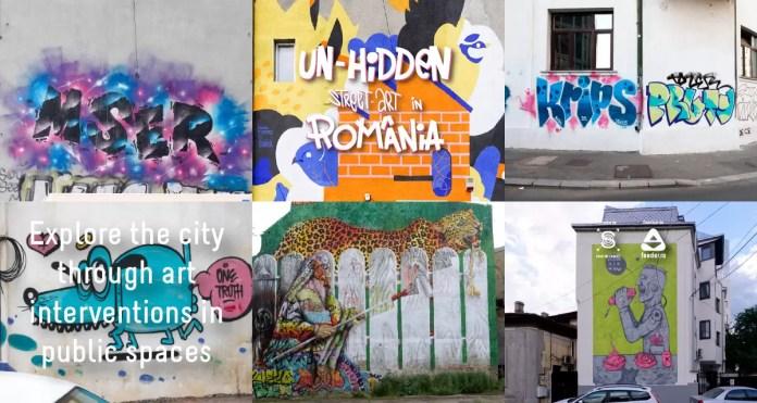 Un-hidden Bucharest street art in Bucharest 2020 3 afiș