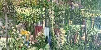 de la grădină la iconostas