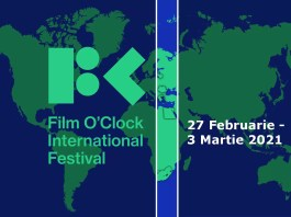 Festivalul Internațional Film O'clock afiș
