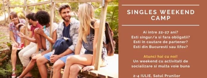 singles weekend