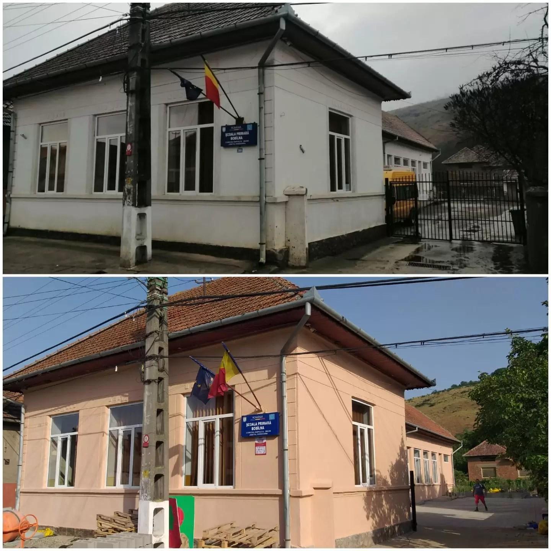 şcoli din mediul rural