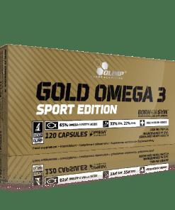 gold omega  sport