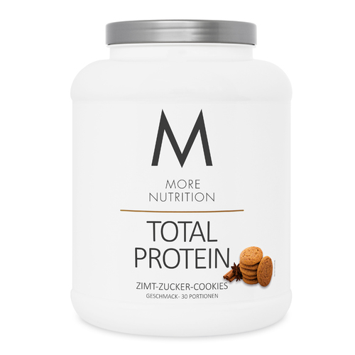 MORE NUTRITION TOTAL PROTEIN - 1500g DOSE