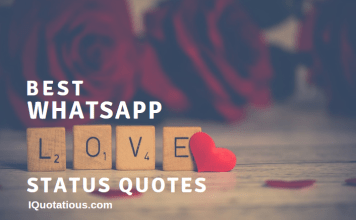 best whatsapp love status quotes - whatsapp status love qutoes