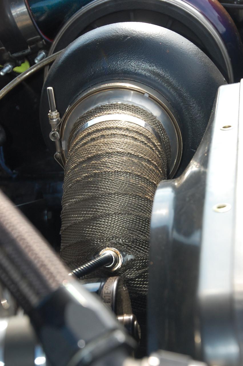 dei titanium exhaust wrap 2in x 25ft 010131