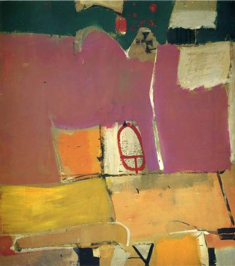 Richard Diebenkorn - Albuquerque No. 4