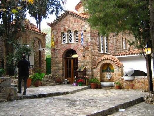 Αποτέλεσμα εικόνας για μοναστηρι αγιος εφραιμ νεα μακρη