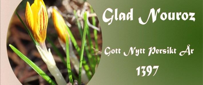 Välkomna att fira in det persiska nyåret med oss