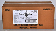 Case of Tea (6 boxes)