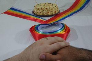 روز افتخار رنگینکمانیهای ایران سال ۱۳۹۷ - عکسی از تهران