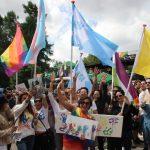 ایرانپراید در راهپیمایی افتخار آمستردام ۲۰۱۷