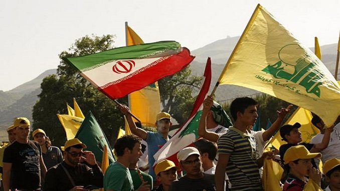 Image result for hezbollah and iran