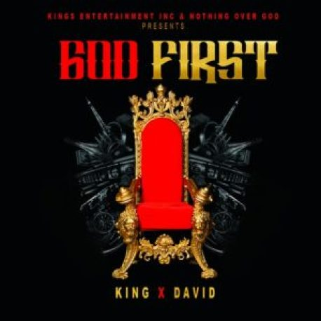 GOD FIRST (Black Cover) (1)