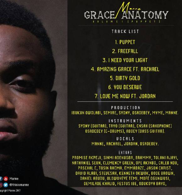 What\'s Manne\'s Grace Anatomy Mixtape About [@thisismanne ...