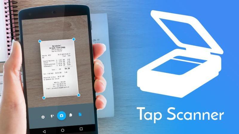 تحميل تطبيق Scanner App To PDF مجانا