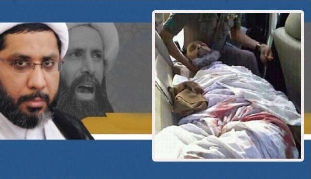 اعدام الشيخ نمر النمر