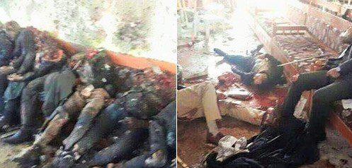 داعش يتبنى تفجير المقدادية ويعلن مقتل 4 قادة بالعصائب