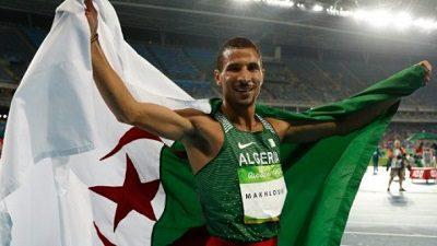 توفيق مخلوفي : يعزز رصيده بالاولمبياد ويتهم مسؤولي الرياضة ببلاده باستغلال المنصب ضد الرياضيين