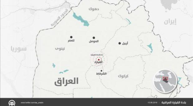 القوات العراقية تحرر قرى بمحيط القيارة جنوب مدينة الموصل