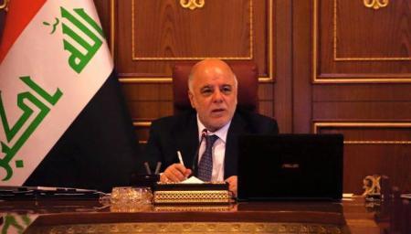 مكتب العبادي يصدر توضيحا بشأن حديث رئيس الوزراء عن محاكمة الجبوري