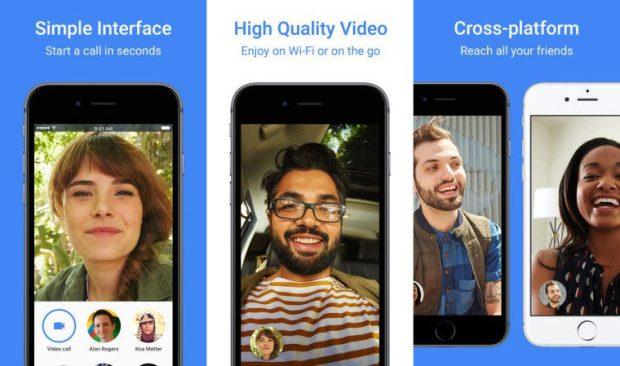 قوقل تطلق تطبيق الدردشة المرئية Duo