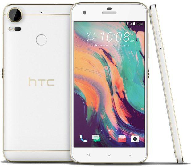 تسريبات تظهر جمالية هاتفي Desire 10 Lifestyle و Pro من HTC