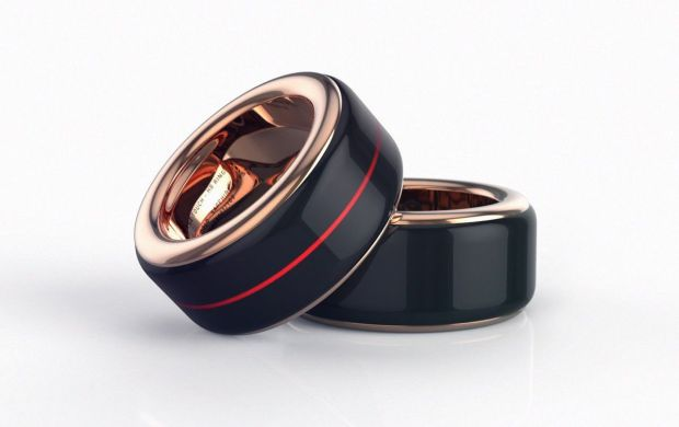 ارسل دقات قلبك لمحبيك عبر هذا الخاتم الذكي