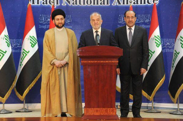 التحالف الوطني يعلن رسمياً اختيار السيد عمار الحكيم زعيما له