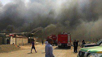 أمنية بغداد تطالب بإبعاد مستودعات الإسلحة عن العاصمة
