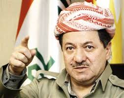 ارسال 28 دولة، بينها امريكا خطابات رسمية الى رئيس اقليم كردستان، مسعود بارزاني، تعلمه برفضها انفصال الاقليم